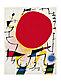 Miro joan le soleil rouge 38866 l