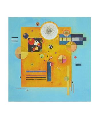 Wassily Kandinsky Sanfter Nachdruck