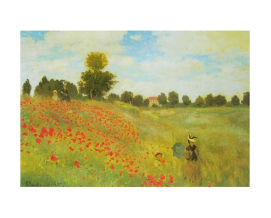 Claude Monet Mohnblumen