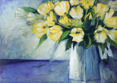 Gerard Ruhland Yellow Flowers