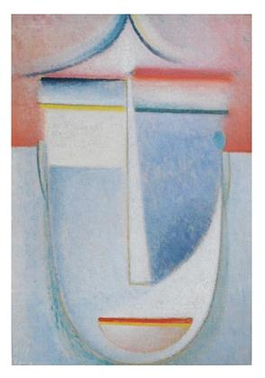 Alexej von Jawlensky Komposition 2, Winter