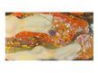 Gustav Klimt Wasserschlangen II