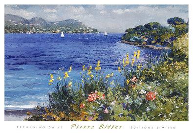 Pierre Bittar Returning Sails