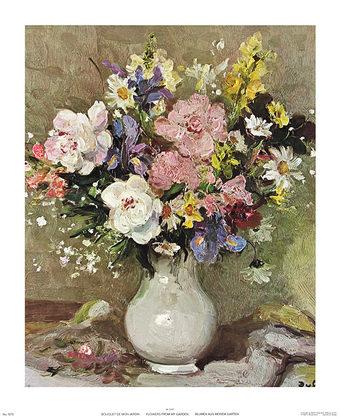 Marcel Dyf Blumen aus meinem Garten