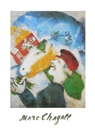 Marc Chagall La vita campestre