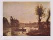 Jean Baptiste Corot Weiher von Ville d Avray