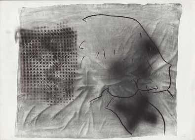 Antoni Tapies Cannage (1984)