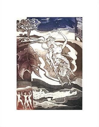 Alfred Gockel Griechische Mythologie Europa