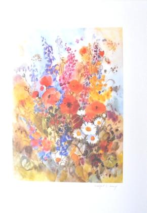 Margrid L. Jungi Feldblumen
