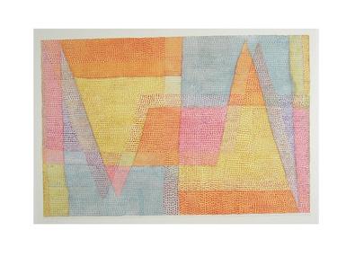 Paul Klee Das Licht und die Schaerfen