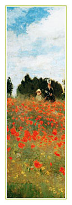 Claude Monet Field of Poppies