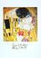 Klimt gustav il bacio medium