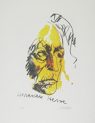 Armin Mueller Stahl Hermann Hesse