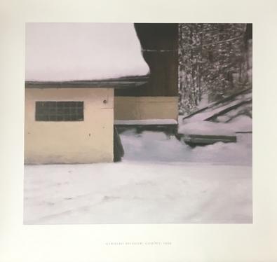 Gerhard Richter Gehoeft 1999 (WVZ 186-1)