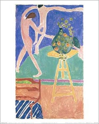 Henri Matisse Capucines a La Danse I