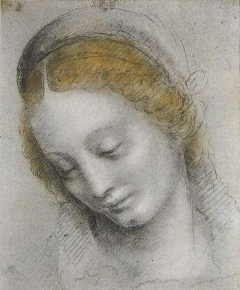 Bernardino Luini Kopf einer Frau