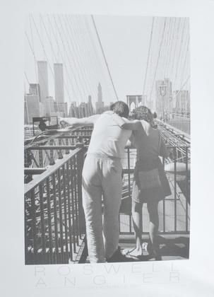 Roswell Angier The Brooklyn Bridge 1986