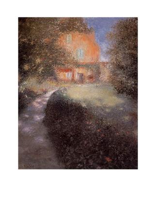 Lutz Muenzfeld Das Gartenhaus