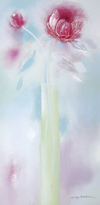 Marilyn Robertson 2er Set 'Single Summer Bloom I-II'