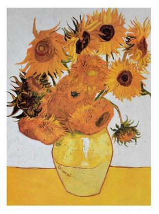 Vincent  van Gogh Sonnenblumen