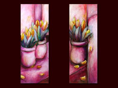 Dagmar Zupan 2er Set 'Charming Partners' + 'Magic Blossoms'