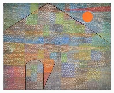 Paul Klee Ad Parnassum - 1932