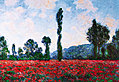 Claude Monet Campo di papaveri