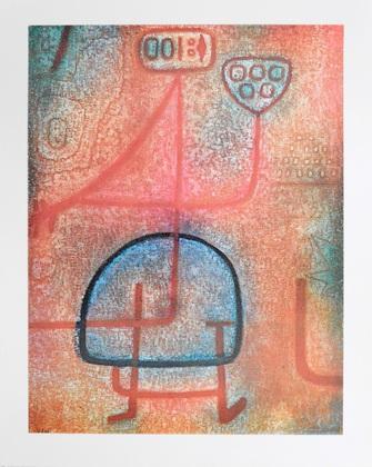 Paul Klee La Belle