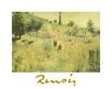 Pierre Auguste Renoir Weg im dichten Gras