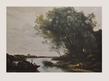 Jean Baptiste Corot Flusslandschaft