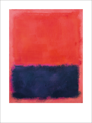 Marc Rothko Untitled, 1960-61
