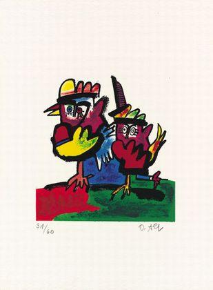 Otmar Alt Fliegende Fische (1996)