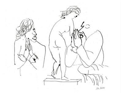 Armin Mueller Stahl Ecce homo