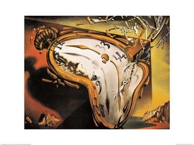Salvador Dali Les montres molles