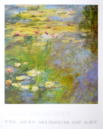 Claude Monet Le Bassin au nympheas