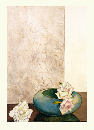 Ina van Toor The Right Roses