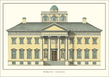 Friedrich Wilhelm von Erdmannsdorf Woerlitz, Schloss