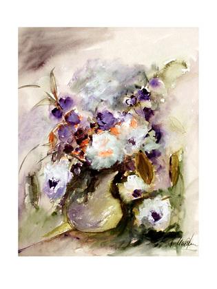 Helmut Moeken Blumen 1