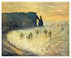 Monet claude die klippen von etretat 51372 medium