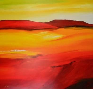 Andre Australian Landscape I