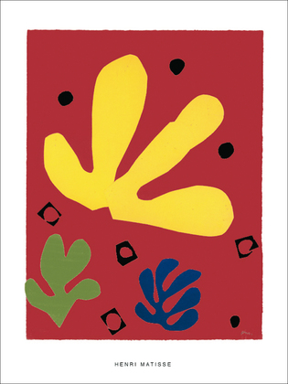 Henri Matisse Elements vegetaux, 1947