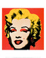 Andy Warhol Marilyn (on red ground), 1967