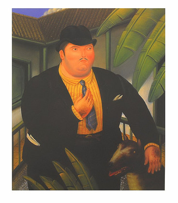 Fernando Botero Bester Freund des Menschen