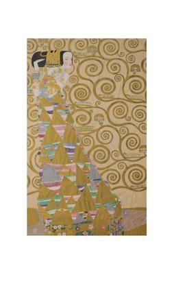 Gustav Klimt Erwartung