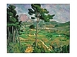 Cezanne paul montagne sainte victoire 40737 medium