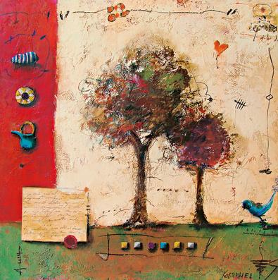 Sonja Kobrehel Tree I