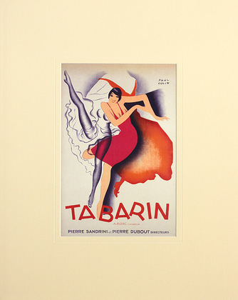 Paul Colin Tabarin, 1925-30