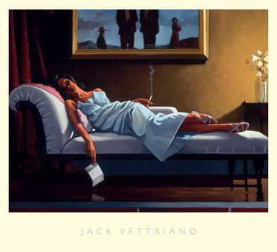 Jack Vettriano The Letter