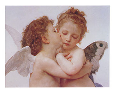 Bouguereau will the first kiss 36425 large
