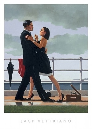 Jack Vettriano Anniversary Waltz